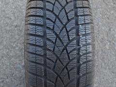 225/60/16  98H  Dunlop SP Winter Sport 3D, použitý zimní kus