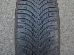 225/55/17  97H  Michelin Alpin A4, použitá zimní sada