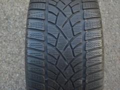 275/35/20 102W Dunlop SP Winter Sport 3D, použitý zimní pár
