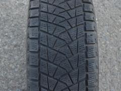 225/70/17  108Q  Bridgestone Blizzak DM-Z3, použitý zimní pár