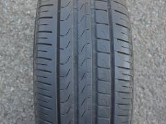 215/45/17  91W  Pirelli Cinturato P7, použitý letní pár