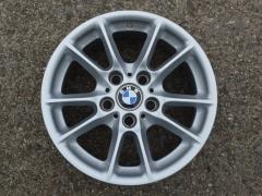 alu kola BMW 16