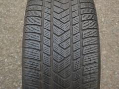 275/40/21 107V a 305/35/21 100V Pirelli Scorpion Winter NO, použitá poměrná sada