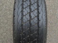 215/70/15C  109/107S  Bridgestone Duravis R630, použitý letní pár